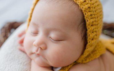 Prendre les bons clichés d'un bébé bien confortable