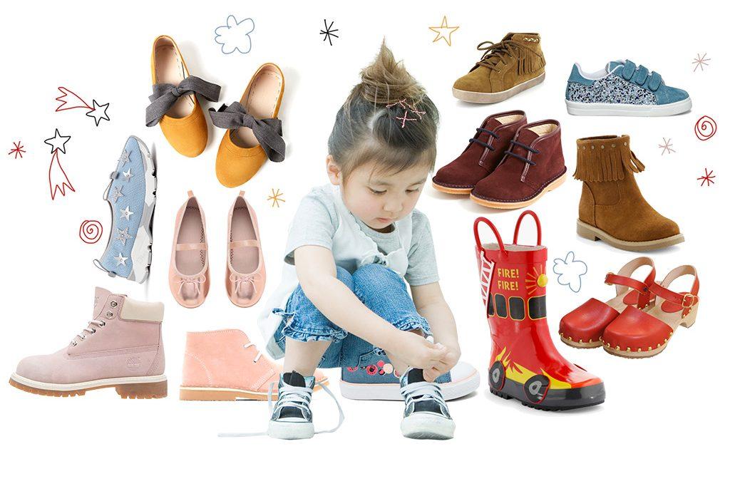 Chaussures pour enfant : comprendre la croissance de leurs pieds